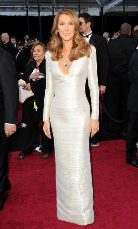 celine dion oscars. Not often does Celine Dion